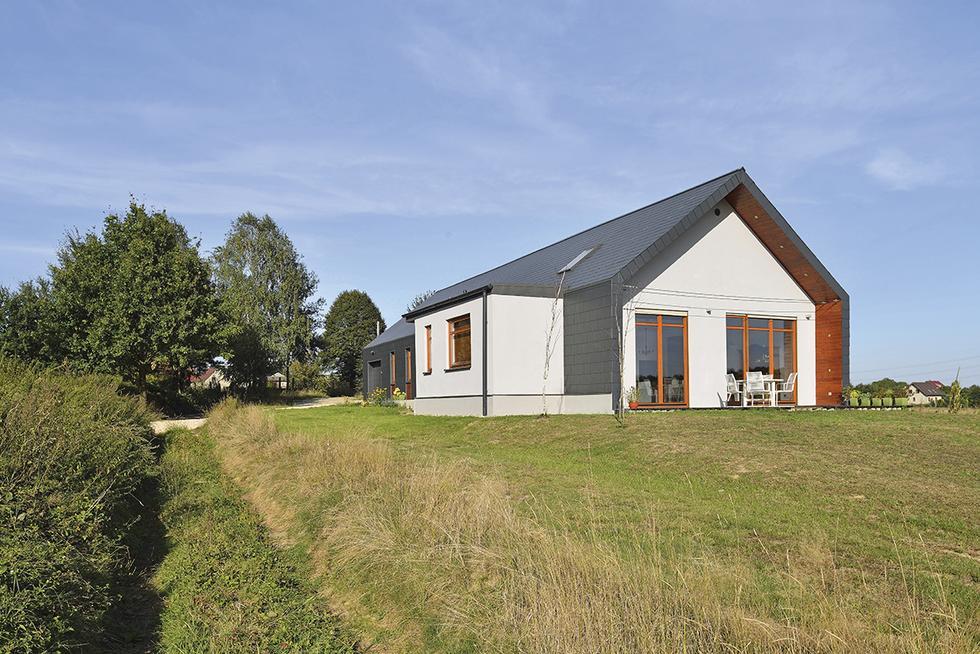 Jak mieszka polski architekt? Agata Twardoch