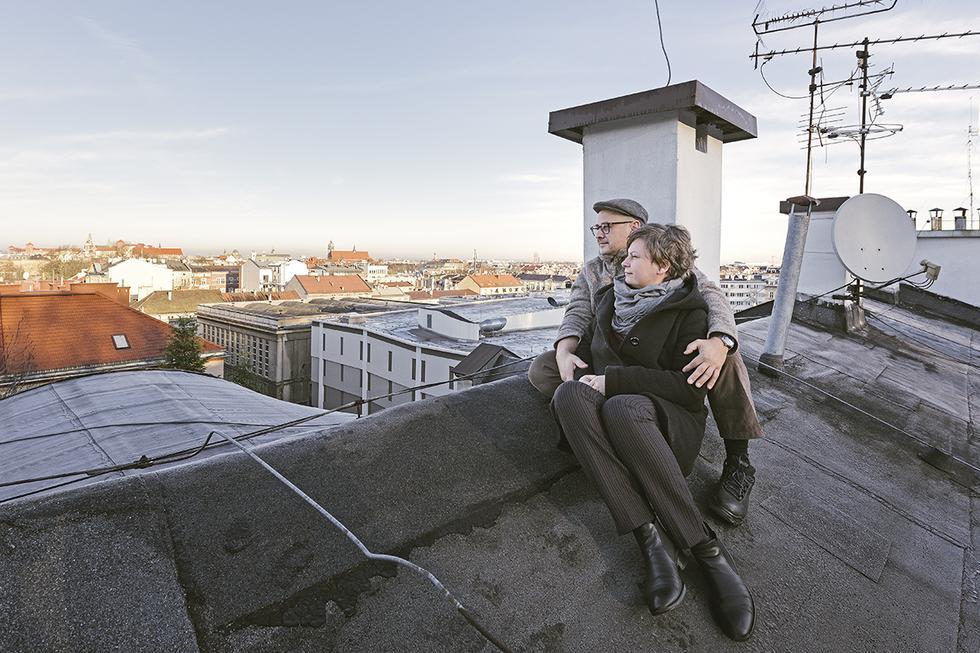 Jak mieszka polski architekt? Marcin Brataniec/Urszula Forczek-Brataniec