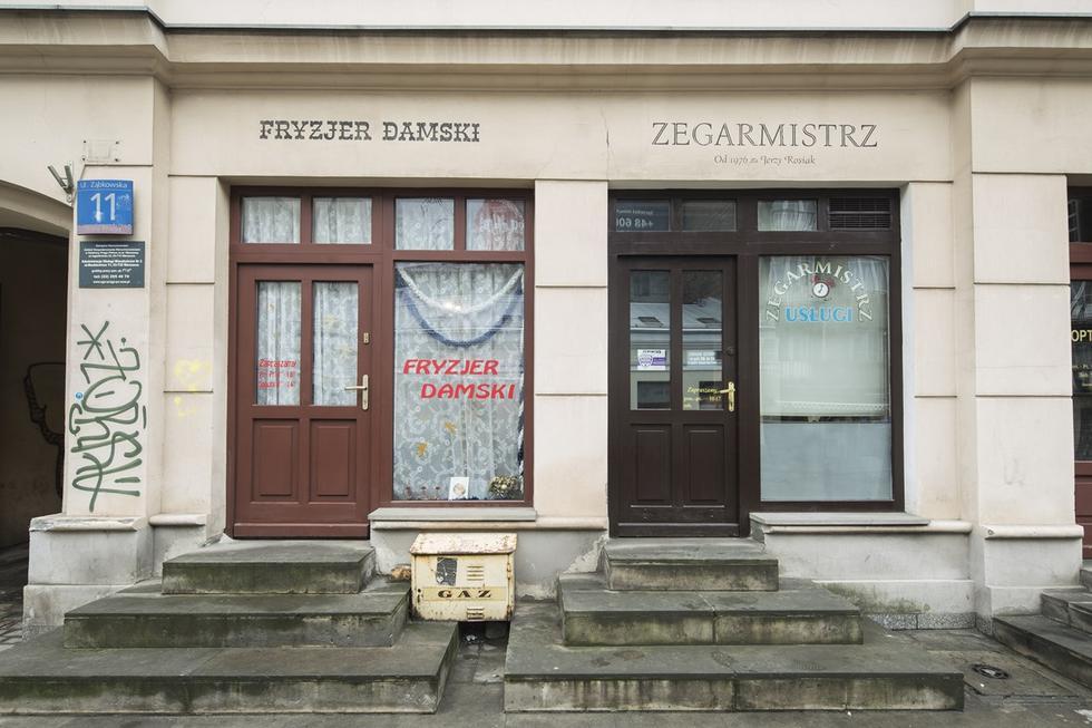 Współczesna typografia miejska – nowe szyldy na warszawskiej Pradze