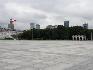"""Stołeczny konserwator o zmianach na Placu Piłsudskiego. """"Plac zmieni się w galerię rzeźb"""""""