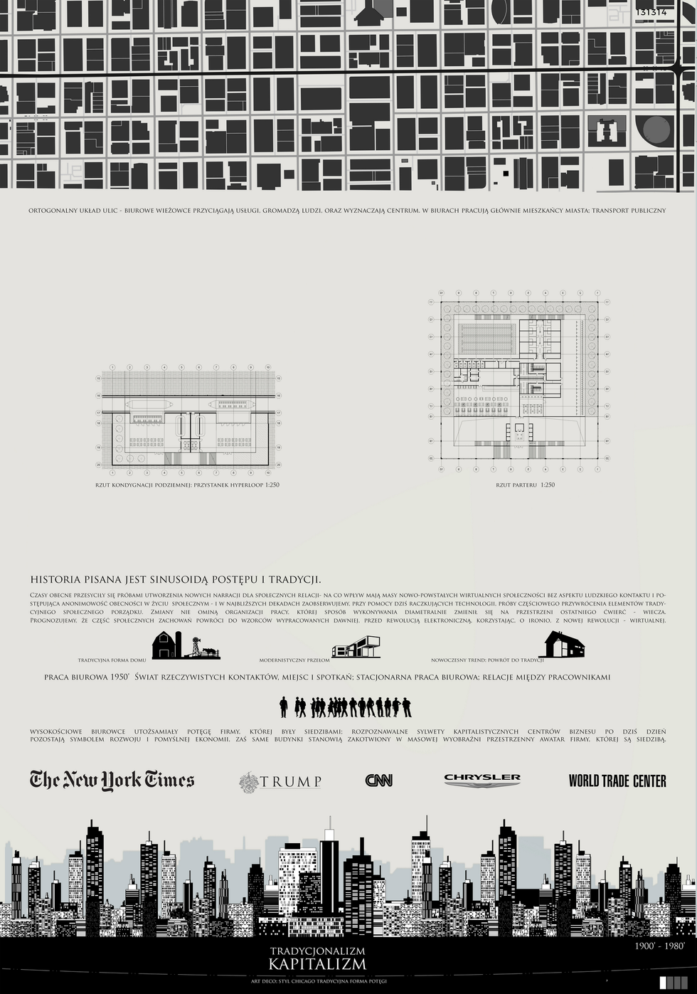 Living buildings. Przyszłość biurowców 2050