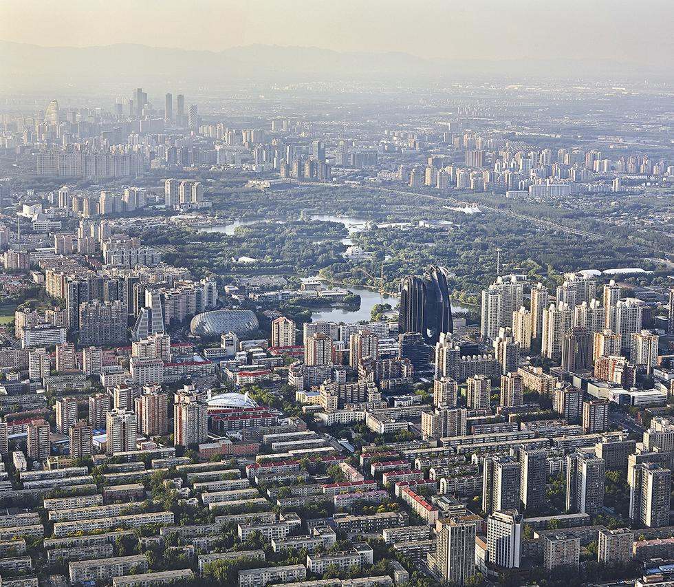 MAD_Chaoyang Park Plaza_by Hufton+Crow_01