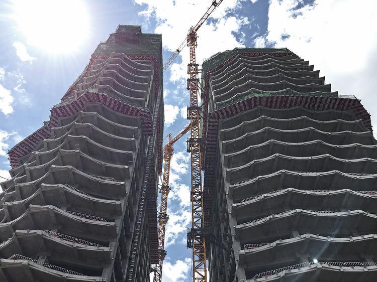 MAD_Chaoyang Park Plaza_Under Construction (4)