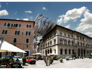 Samowystarczalny dach w Perugia