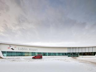 Rozbudowa Portu Lotniczego Lublin [WIZUALIZACJE]