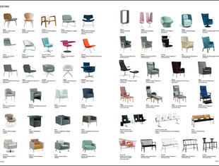 Najnowszy katalog Kinnarps z marcową Architekturą-murator. Polecamy PDF do pobrania