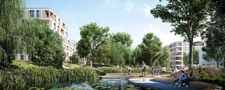 Modelowe osiedle Nowe Jeziorki – wyniki kolejnego konkursu Mieszkanie Plus