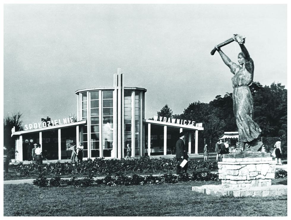 Wielkie dni Wrocławia. Wystawa Ziem Odzyskanych w 1948 roku