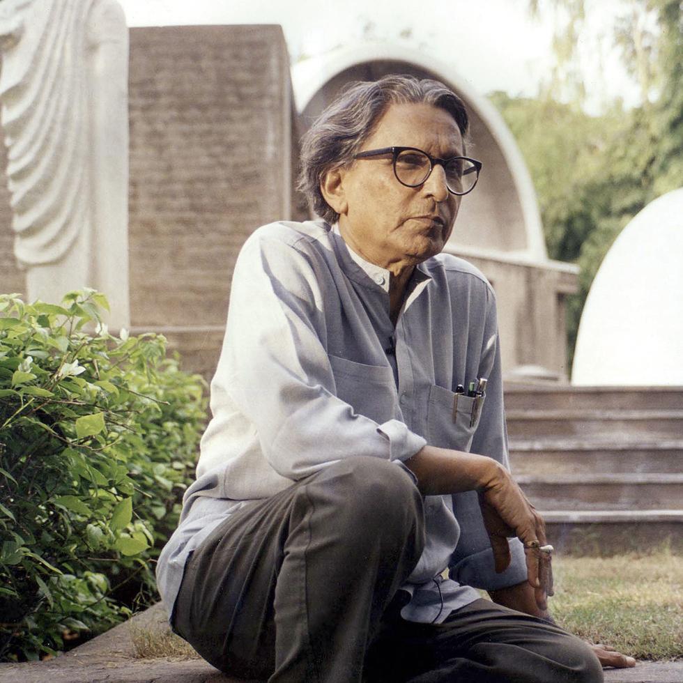 Balkrishna Doshi – Nagroda Pritzkera 2018