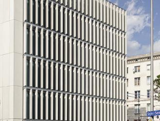 Budynek Komisji Sejmowych w Warszawie