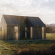Duality Cube Haus by Faye Toogood charred wood exterior option_Visualisation by Edit.rs (Copy)