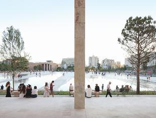 European Prize for Urban Public Space wędruje do Albanii
