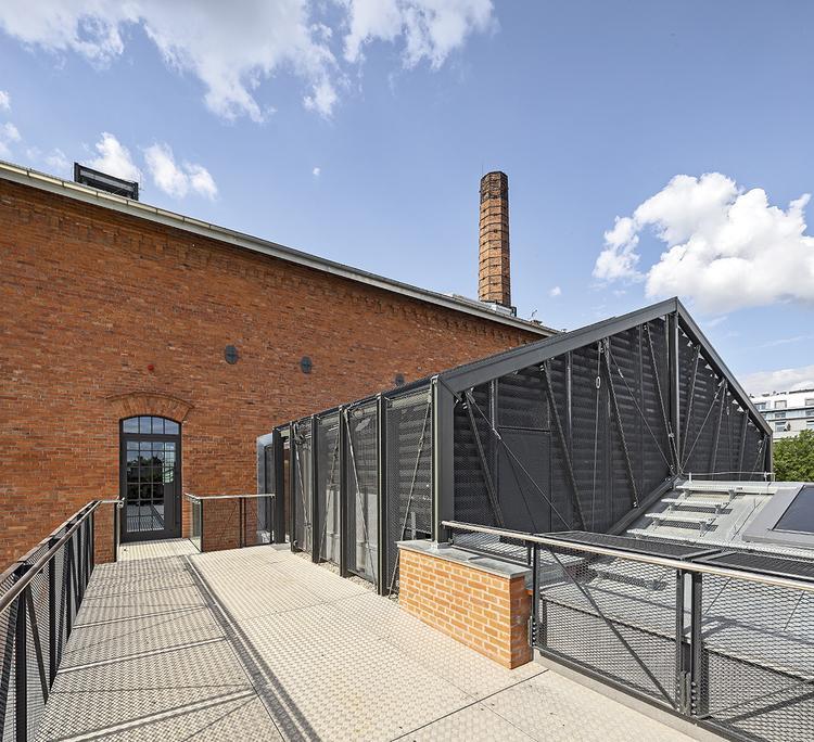 Muzeum Polskiej Wódki na terenie zespołu Koneser w Warszawie