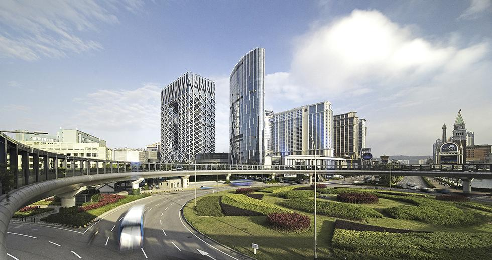Hotel Morfeusz w Makao