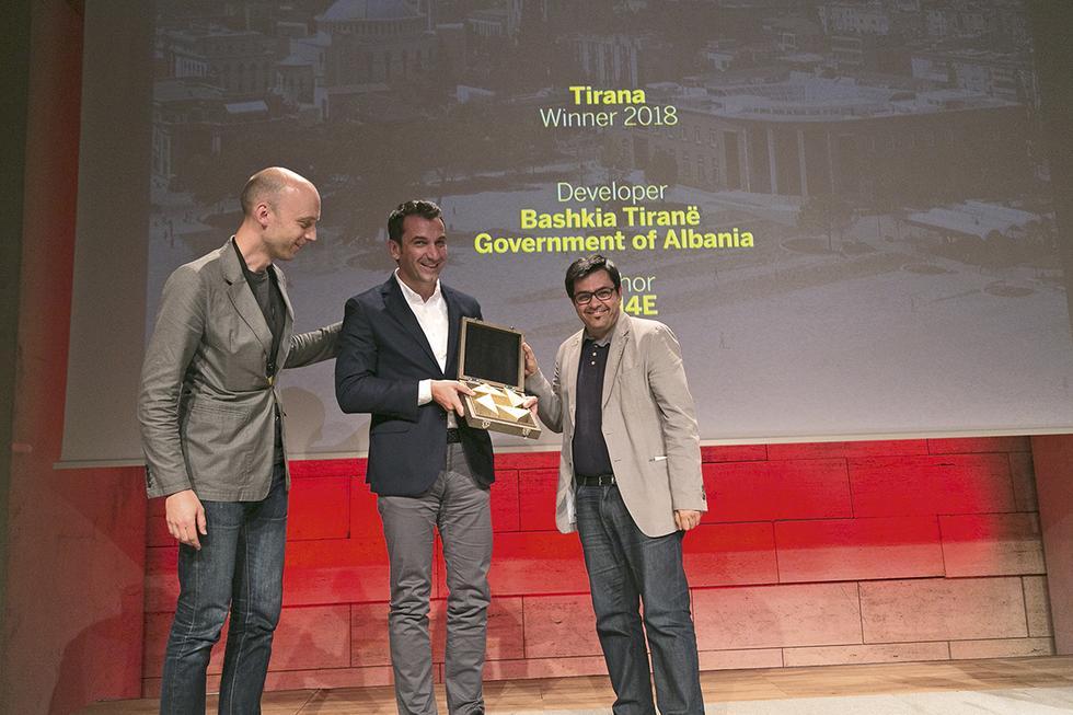 Najlepsze Przestrzenie Publiczne Europy 2018 – prezentacja laureatów