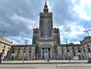 Zapadł wyrok w sprawie Pałacu Kultury