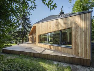 CWA House – dom jednorodzinny na Mazowszu