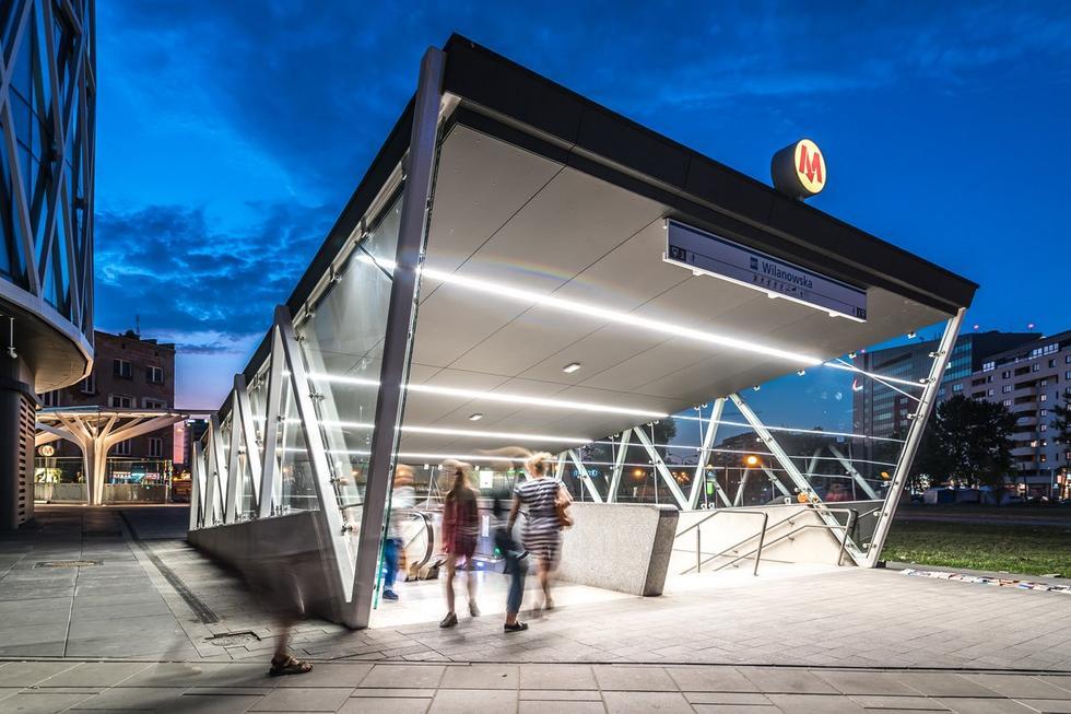 Biurowiec Villa Metro w Warszawie