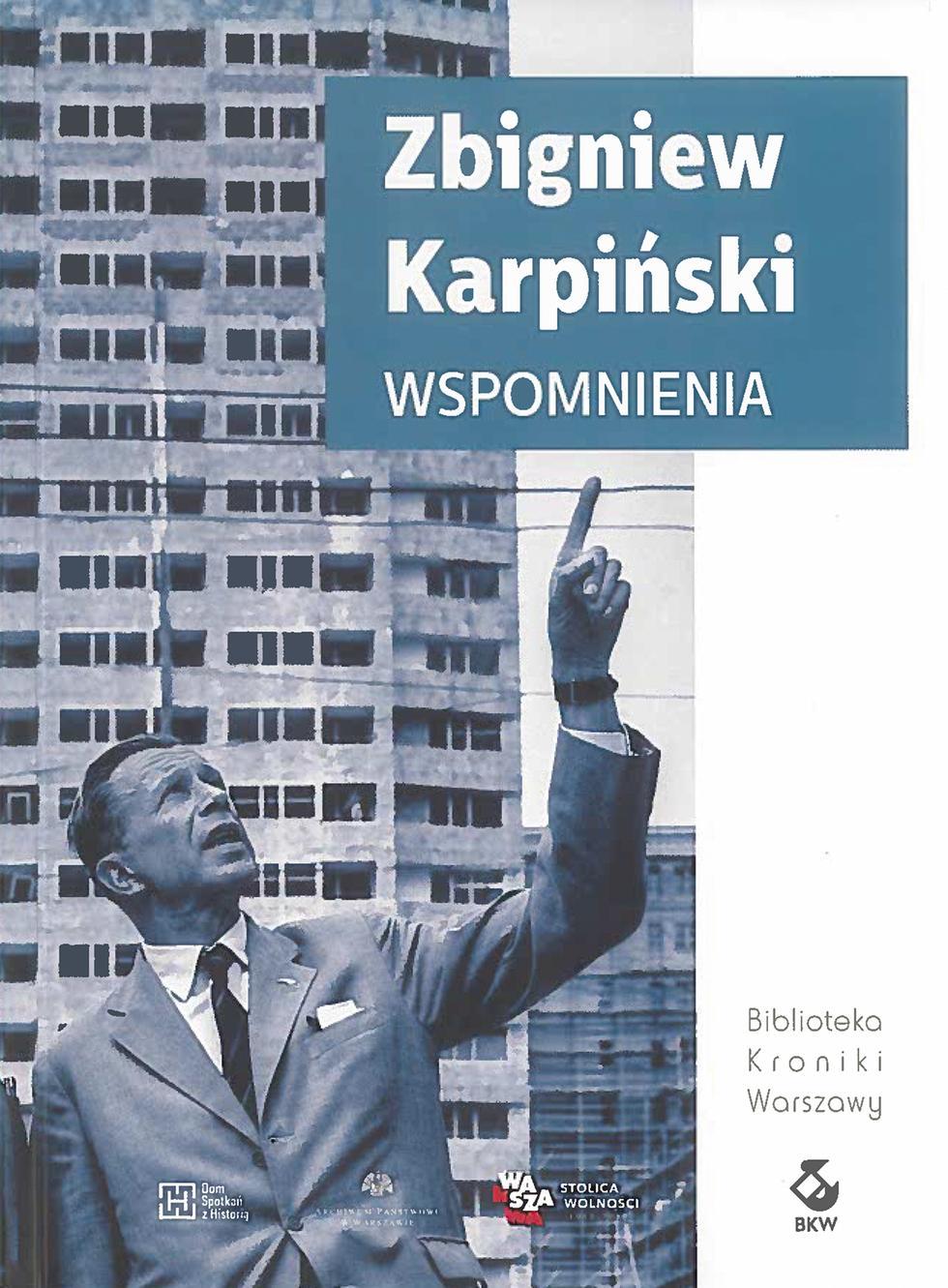 Zbigniew Karpiński. Wspomnienia