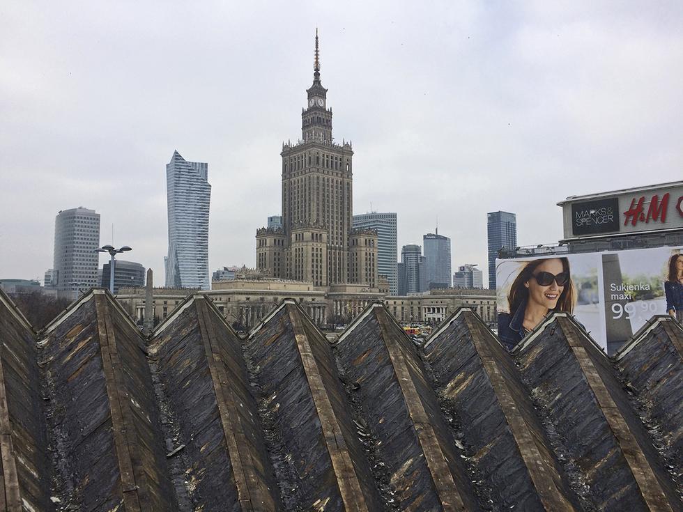 Nowa Rotunda w Warszawie
