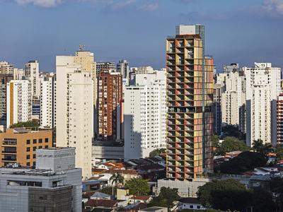 Wieżowiec Forma Itaim w São Paulo