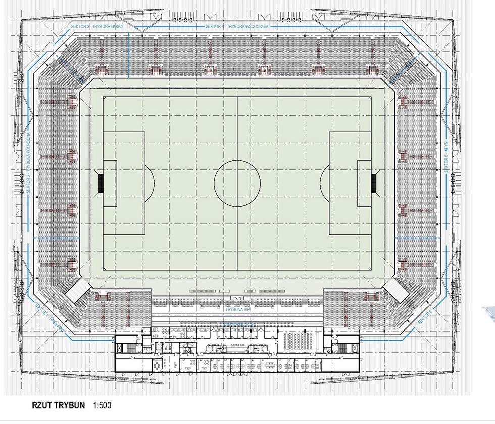 Nowy Stadion Opolski – wyniki konkursu