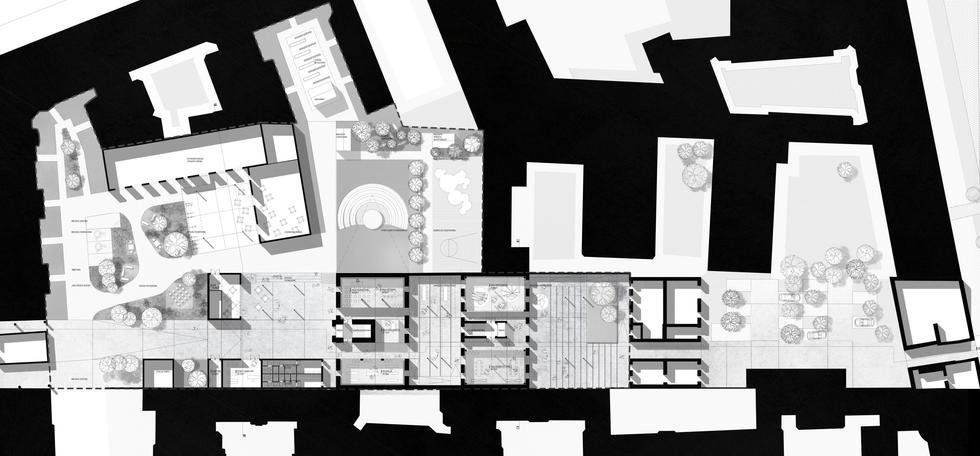 Kolejne centrum kreatywności na warszawskiej Pradze: wyniki konkursu