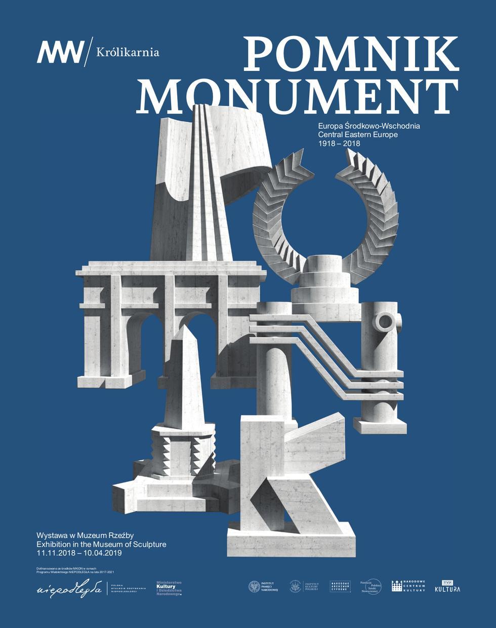 Sladem warszawskich pomników