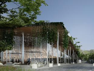 Centrum Muzyki w Żelazowej Woli – nowe wizualizacje