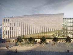 Nowa filharmonia w Brnie
