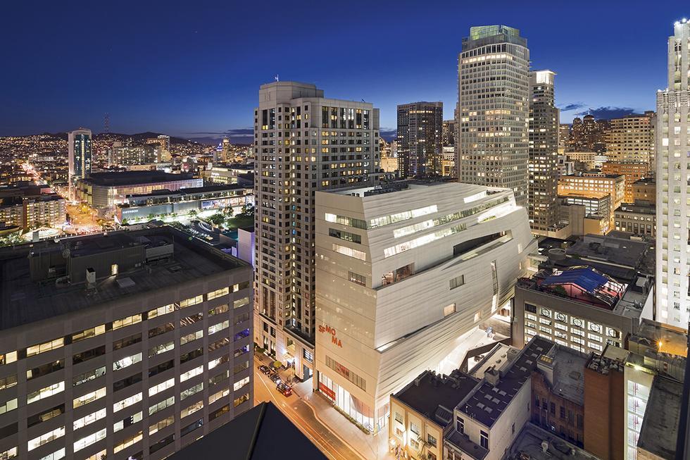 Muzeum Sztuki Nowoczesnej w San Francisco