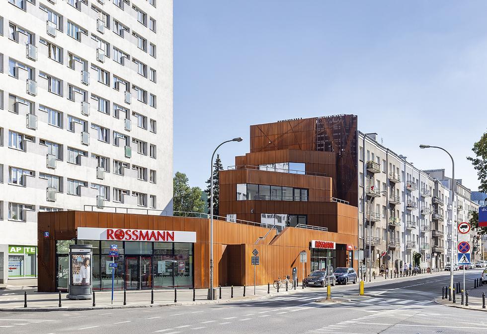 Osiedle SBM Torwar w Warszawie