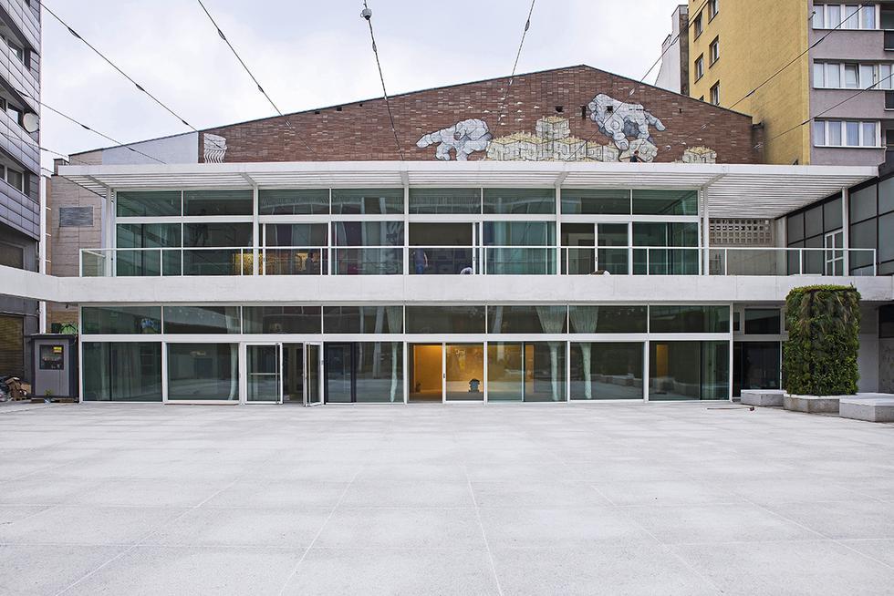 Pawilon ZODIAK w Warszawie