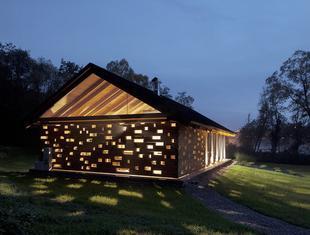 Stodoła Spotkań – centrum rekreacji w Ryglicach koło Tarnowa