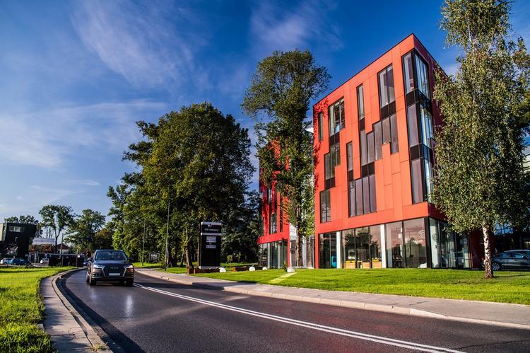 Made in Małopolska – nowy biurowiec Karpiel Steindel Architektura