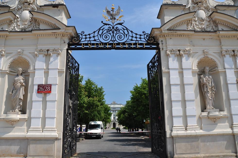 Uniwersytet Warszawski otwiera Kampus