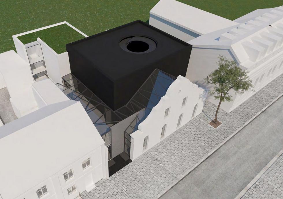 Rusza budowa nowej siedziby krakowskiego Teatru KTO