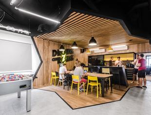 Office Superstar 2 – najlepsze wnętrza biurowe w Polsce AD 2018