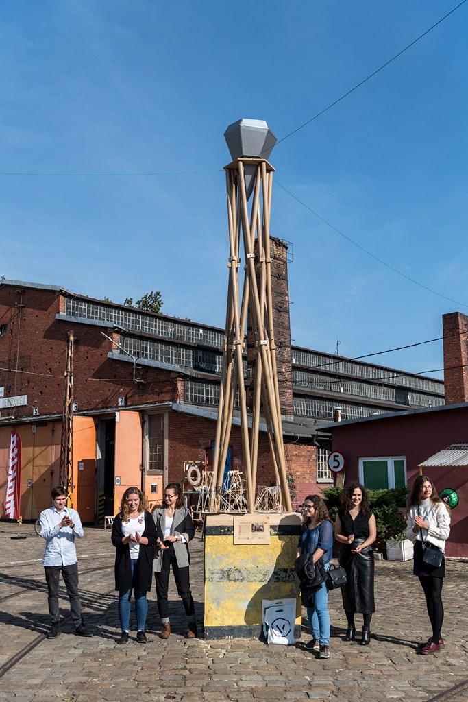 Przenośna architektura papierowa – podsumowanie letnich warsztatów na Politechnice Wrocławskiej