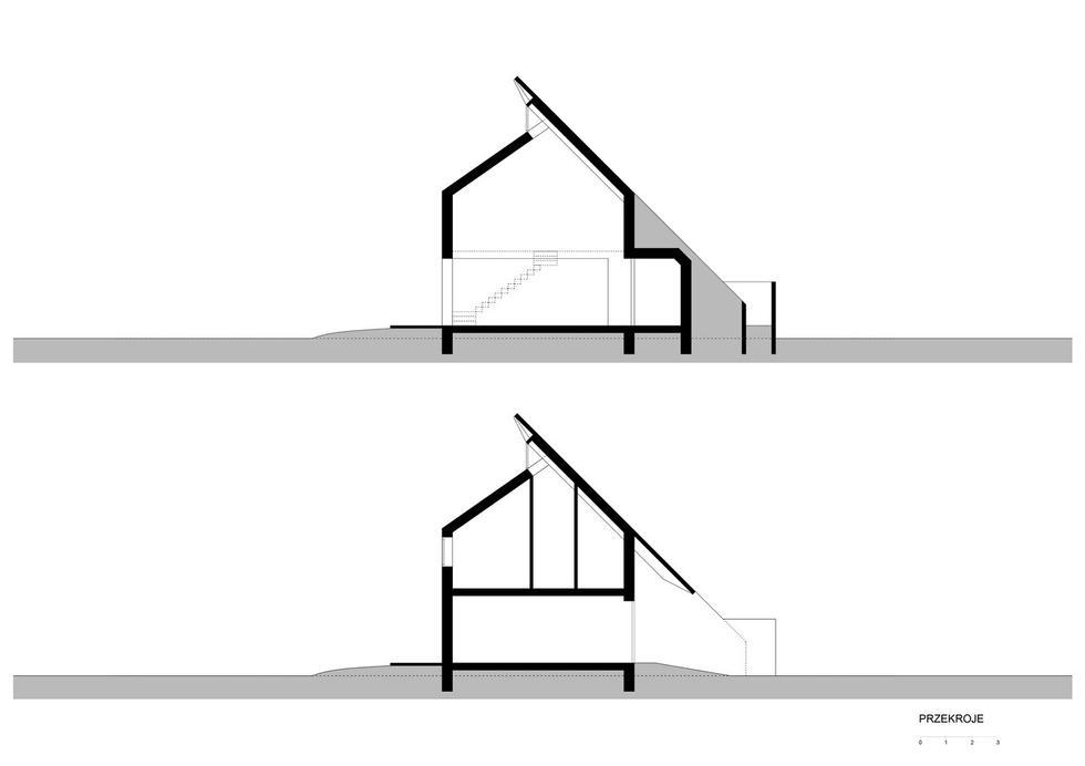 Dom za Dachem w Krakowie