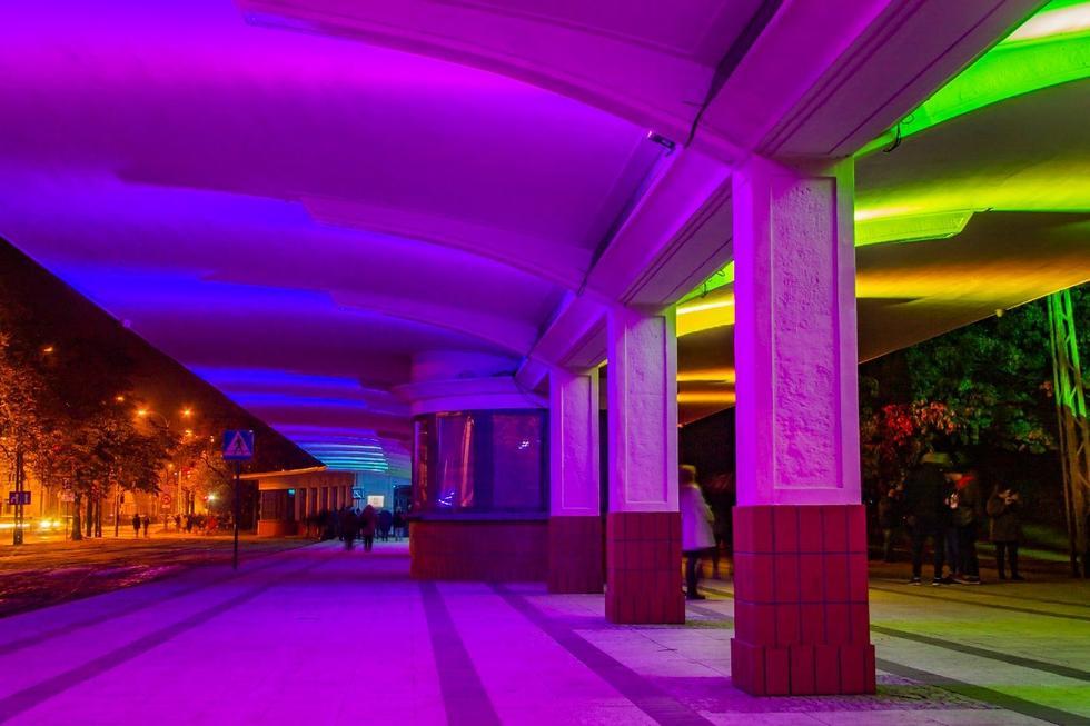 Przystanek Architektura – siedziba Łódzkiej Izby Architektów w nowej odsłonie