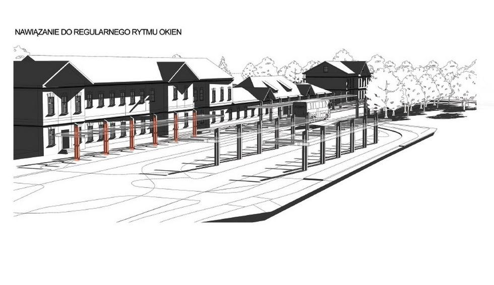 Dworzec w Zakopanem od nowa. Wyniki konkursu na koncepcję wybranych elementów zagospodarowania centrum komunikacyjnego