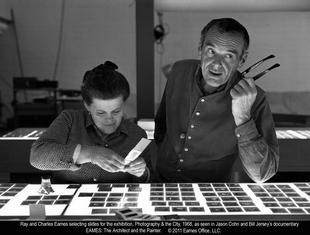 Eames: architekt i malarka. Pokaz filmu o ikonach amerykańskiego designu