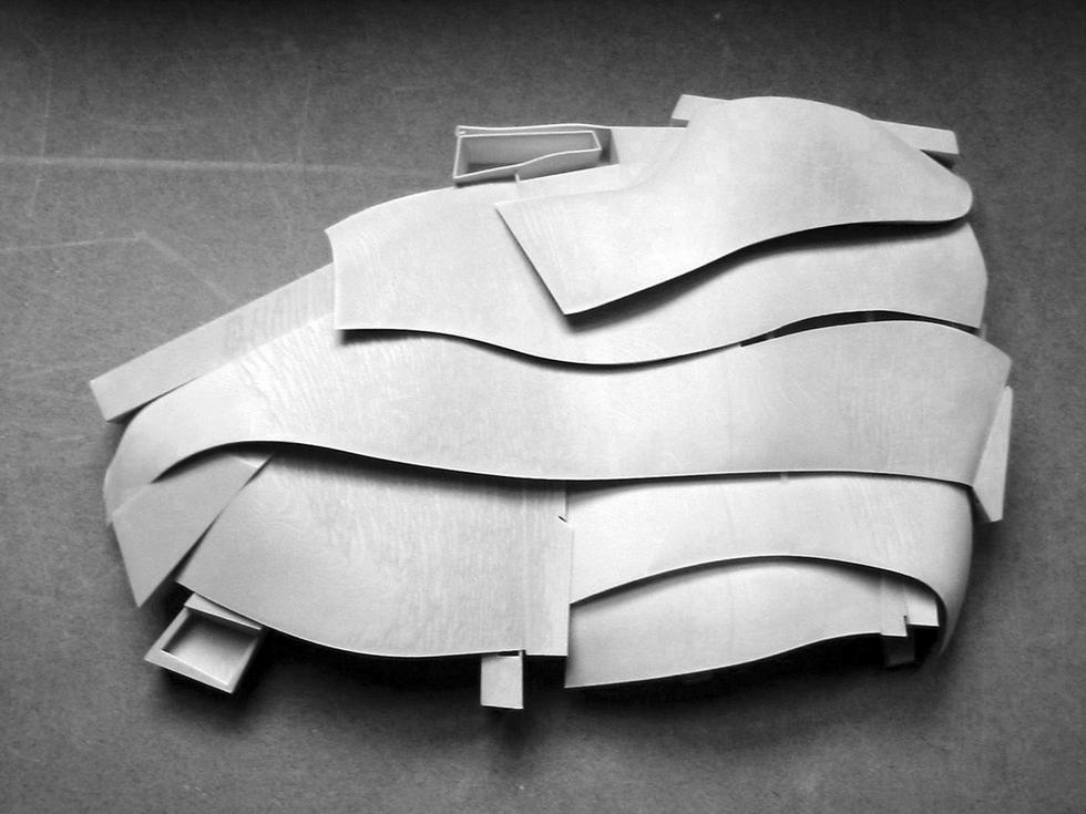 Kulisy warsztatu Menis Arquitectos