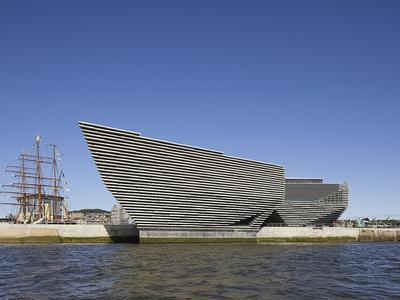 Oddział Muzeum Wiktorii i Alberta w Dundee w Szkocji