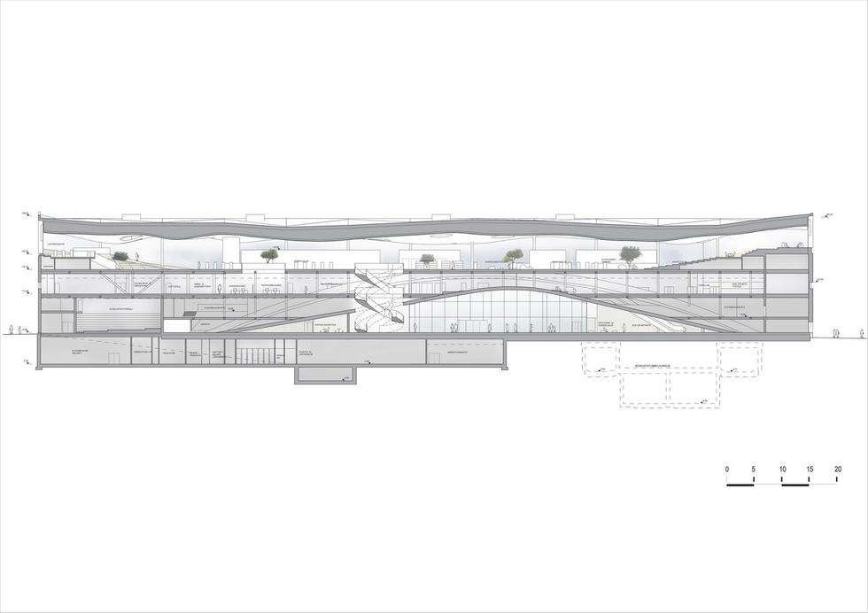Oodi – nowa centralna biblioteka w Helsinkach