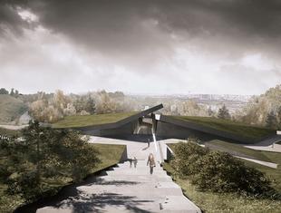 Muzeum Ofiar Wielkiego Głodu w Kijowie: trwa realizacja Narodowego Muzeum Hołodomoru według projektu Nizio Design International