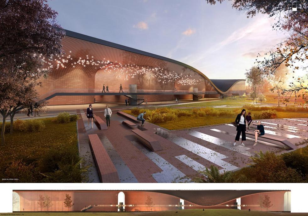 Centrum Muzyki w Krakowie – kolejny obiekt nowej dzielnicy muzycznej w stolicy Małopolski