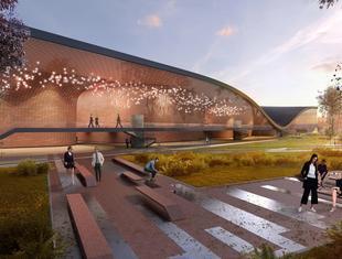 Centrum Muzyki w Krakowie – kolejny obiekt nowej dzielnicy muzycznej