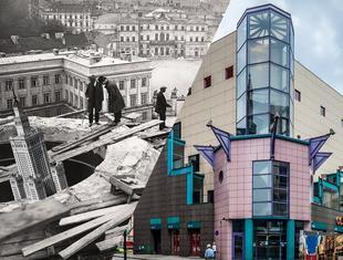 Trzy początki. 1918, 1945, 1989 – od portu w Gdyni do Solpolu